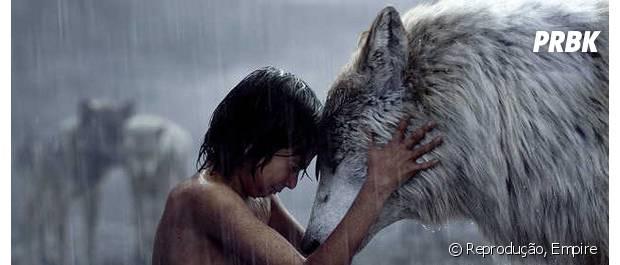 """""""Mogli - O Menino Lobo"""" narra uma história já conhecida pelo público"""
