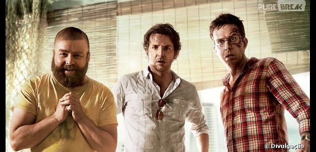 """""""Se Beber, Não Case"""" com Bradley Cooper é um filme para ver no Carnaval"""