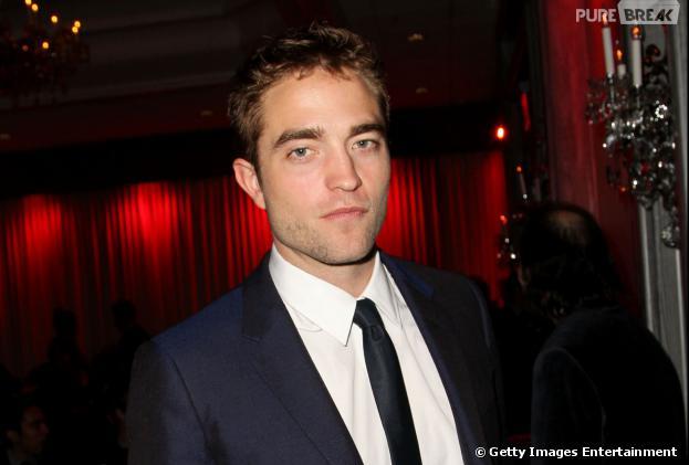 Robert Pattinson quer gravar CD solo