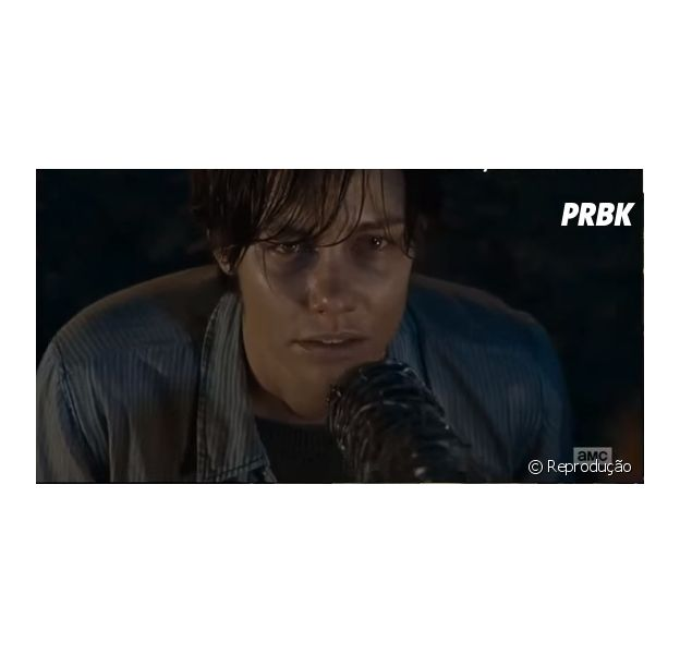 "Em ""The Walking Dead"", Lauren Cohan, a Maggie, revela que áudio vazado não mostra quem Negan (Jeffrey Dean Morgan) matou!"