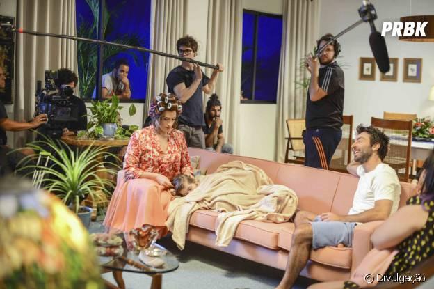 """""""Minha Mãe é Uma Peça 2"""", com Paulo Gustavo, já está sendo rodado no Rio de Janeiro"""