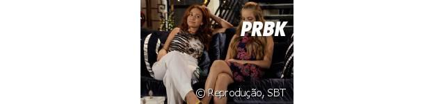"""Em """"Cúmplices de um Resgate"""", Regina (Maria Pinna) arma para forçar relação de Joaquim (João Guilherme) e Priscila (Giovanna Chaves)"""