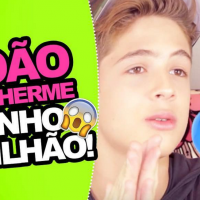 """João Guilherme Ávila, de """"Cúmplices de Um Resgate"""", comemora sucesso no Youtube em vídeo inédito!"""