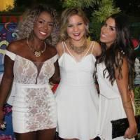 """Do """"BBB 16"""": Matheus, Cacau, Adélia e Juliana voltam a se reunir e curtem mega festa no Rio!"""