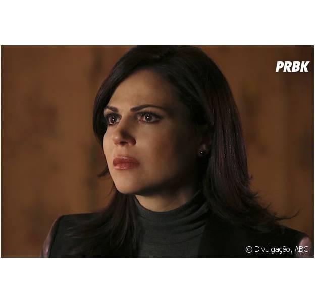 """Em """"Once Upon A Time"""": na 5ª temporada, Regina (Lana Parilla) e Zelena (Rebecca Mader)fazem as pazes"""