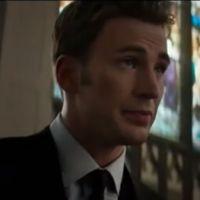 """De """"Capitão América: Guerra Civil"""": Steve Rogers e Viúva Negra se abraçam em possível funeral!"""