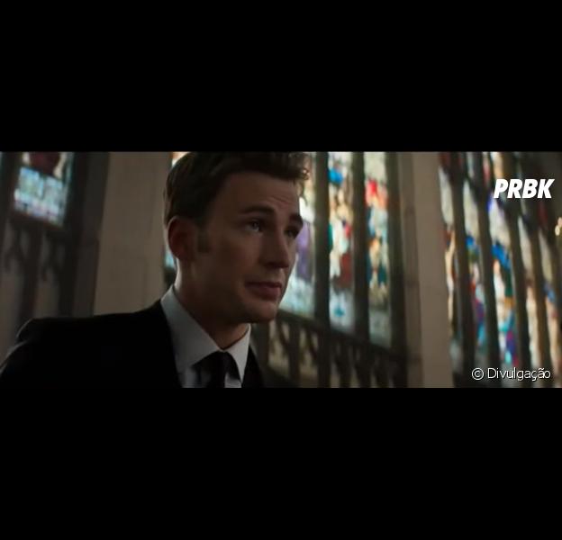 """Chris Evans e Scarlett Johansson se abraçam em novo vídeo de """"Capitão América 3: Guerra Civil"""""""
