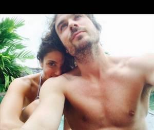 "Ian Somerhalder, de ""The Vampire Diaries"", encontrou o amor ao lado de Nikki Reed"
