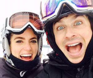 Ian Somerhalder e Nikki Reed tiram as selfies mais fofas juntos