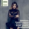 """De """"Pretty Little Liaras"""": Aria (Lucy Hale) é pisciana pura! É só ver o jeitinho dela de lidar com a vida"""