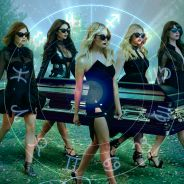 "De ""Pretty Little Liars"": Aria (Lucy Hale), Spencer, Hanna, Emily e os signos dos personagens"