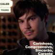 "De ""Pretty Little Liars"": Caleb (Tyler Blackburn) é taurino!"