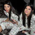 Kendall e Kylie Jenner quando eram crianças. Muito lindas, né?