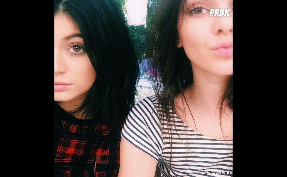 Kendall e Kylie Jenner adoram tirar fotos juntas!