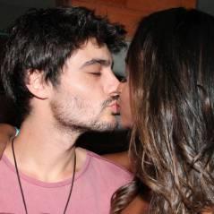 """Guilherme Leicam, de """"Em Família"""", beija ex-Globeleza, capa da revista """"Playboy"""""""