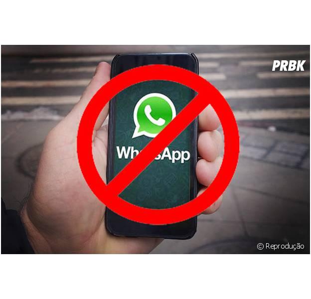 Whatsapp enfrenta processo e corre risco de ser bloqueado mais uma vez!