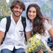 """Novela """"Malhação"""": Roger (Brenno Leone) e Luciana namorando? Casal aparece em festa e surpreende!"""