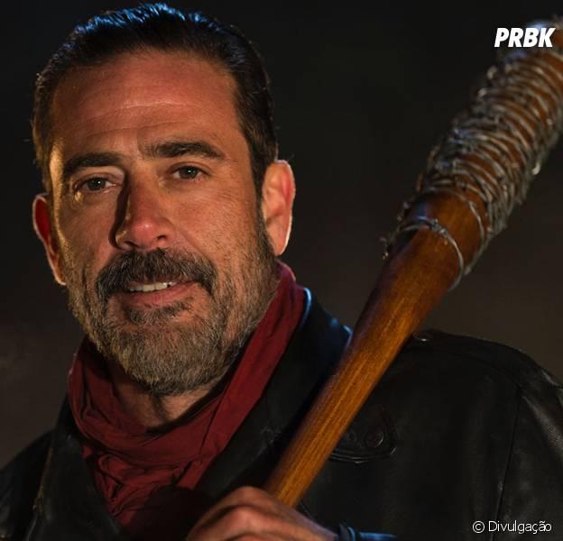 """Em """"The Walking Dead"""", vítima de Negan (Jeffrey Dean Morgan) ganha detalhes do criador da série, Robert Kirkman"""