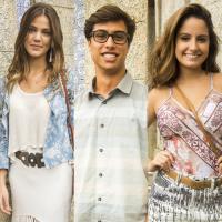 """De """"Malhação"""", Francisco Vitti e Pâmela Tomé terminam namoro e ator nega romance com Amanda de Godoi"""