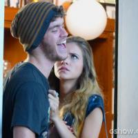 """Em """"Malhação"""": Sofia leva toco de Sidney e vai em encontro com Ben!"""