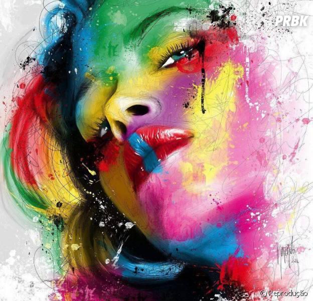 As cores também possuem característica e significados próprios!