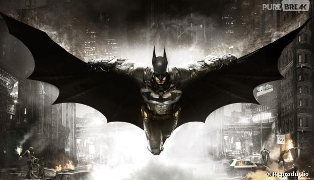 """O game """"Batman: Arkham Knight"""" será lançado para XboxOne, PS4 e PC"""