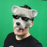 Youtuber Rato Borrachudo sem máscara? Veja quem poderia ser o gamer mais louco da internet!