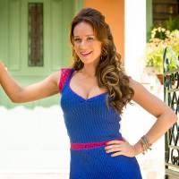 """Novela """"Haja Coração"""": Mariana Ximenes apresenta Tancinha, a protagonista do novo folhetim das 19h!"""