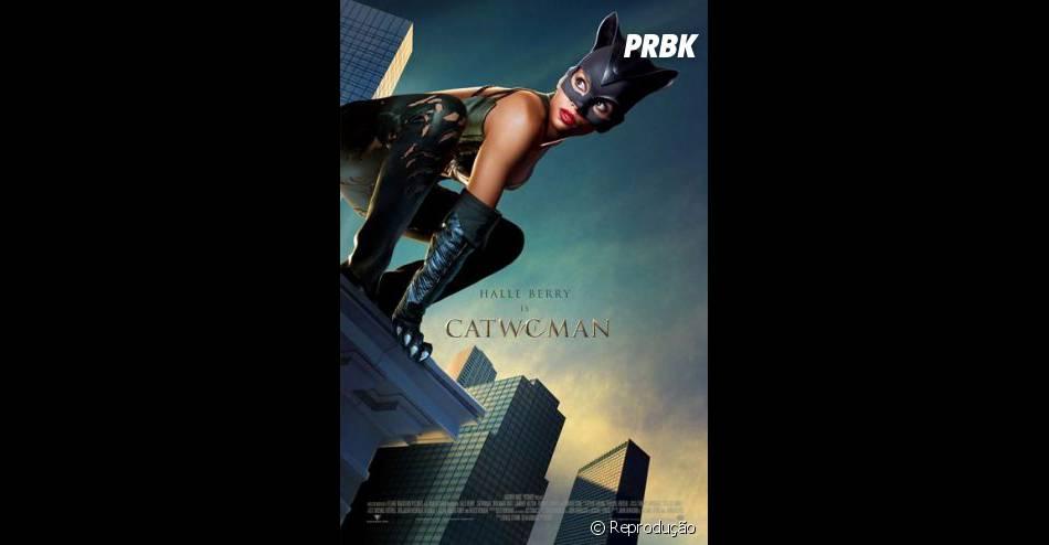 """ComHalle Berry, o filme """"Mulher Gato"""" completa 10 anos!"""