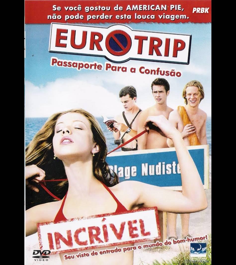 """Com Michelle Trachtenberg, o filme """"EuroTrip - Passaporte para a Confusão"""" completa 10 anos!"""