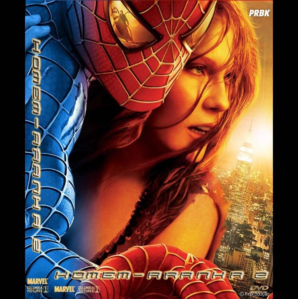 """""""Homem-Aranha 2"""" completa 10 anos!"""
