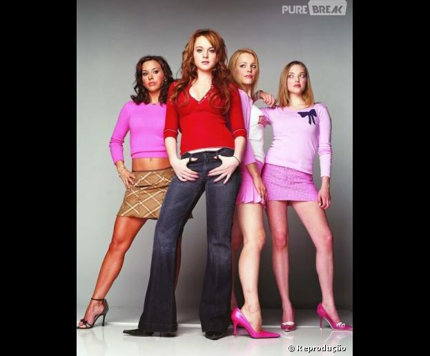 """Com Lindsay Lohan, o filme """"Meninas Malvadas"""" completa 10 anos!"""