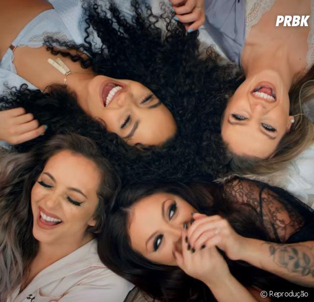 """Em um mês, Little Mix ultrapassa 44 milhões de visualizações com clipe de """"Hair"""""""
