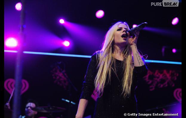 Avril Lavigne confirma sua turnê em São Paulo e Rio de Janeiro