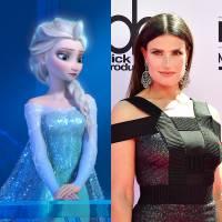 """De """"Frozen 2"""": Elsa lésbica? Idina Menzel comenta possível romance homossexual para a princesa!"""
