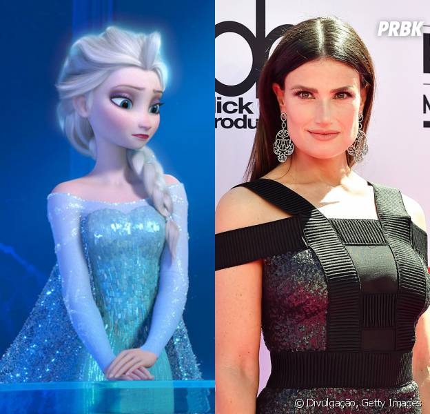 "Idina Menzel comenta possível romance homossexual de Elsa, em ""Frozen 2"""