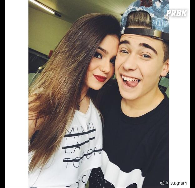Luis Maris e Viih Tube comentam se é mais legal namorar ou só ficar!