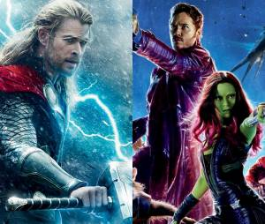 """Thor (Chris Hemsworth) pode aparecer na sequência """"Guardiões da Galáxia Vol. 2"""""""