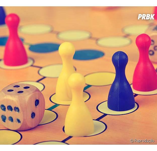 Os games de tabuleiro continuam fazendo a diversão da galera!