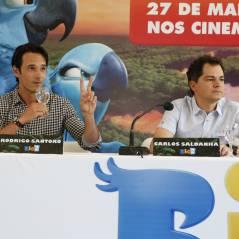 """Rodrigo Santoro apresenta """"Rio 2"""" e fala de experiência de dublagem"""