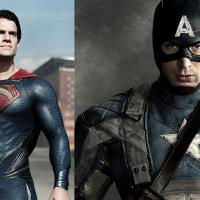 """Filmes """"Batman vs Superman"""" e """"Capitão América 3"""" serão lançados no mesmo dia"""