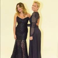 Sasha Meneghel, filha de Xuxa, usa vestido preto em sua formatura do Ensino Médio