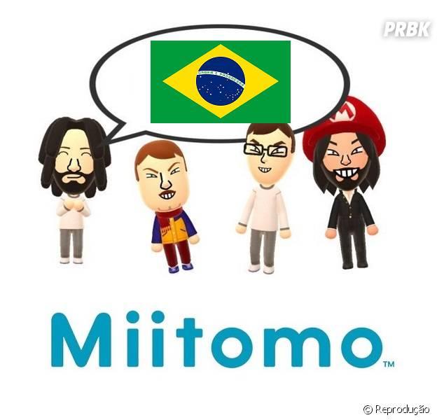 Miitomo é o primeiro aplicativo mobile da Nintendo e será lançado no Brasil!