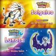 """De """"Pokémon Sun e Moon"""": Solgaleo é Psíquico/Metal, enquanto Lunala, Psíquico/Fantasma!"""