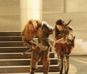 "Cena deletada de ""Thor: O Mundo Sombrio"""