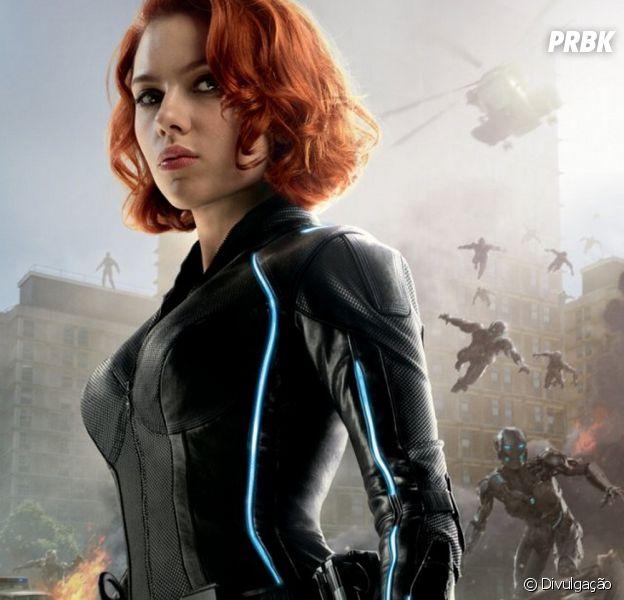 Um filme solo da Viúva Negra estaria na Fase Quatro da Marvel