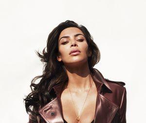 Kim Kardashian faz ensaio sensual na capa da GQ americana