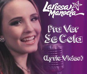 "Larissa Manoela, de ""Cúmplices de um Resgate"", lança novo lyric vídeo"
