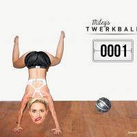 Você sabe fazer twerk? Aprenda no jogo da Miley Cyrus!