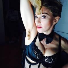 "Madonna trolla todo mundo ao postar foto de ""suvaco"" cabeludo"